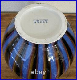 ANTQ Chinese Ox Blood Sang De Boeuf Langyao Hong Flambe Vase/ Cache Pot 8 large