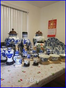 A large 19th chinese porcelain Rose Vase