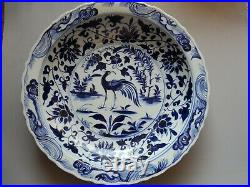 CHINESE Large porcelain plate