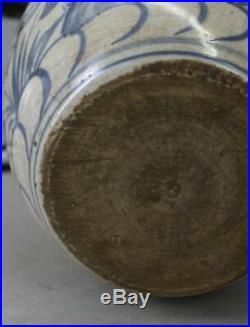 Chinese Blue Porcelain White Vintage Vase And Jar Old Rare Large Vases Flower