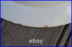 Large antique Chinese imari porcelain basin handwash early 18th Century