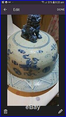 Tall huge amazing Chinese Vase